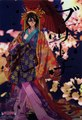 RUKIA IN KIMONO - rukia photo