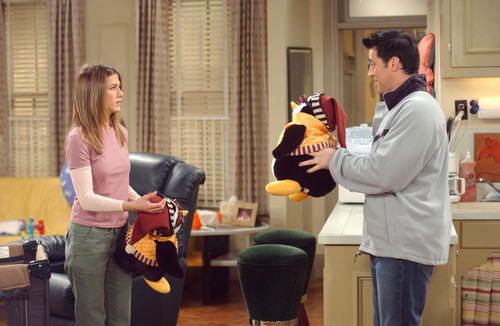 Rachel Green वॉलपेपर possibly containing a living room entitled Rachel Green