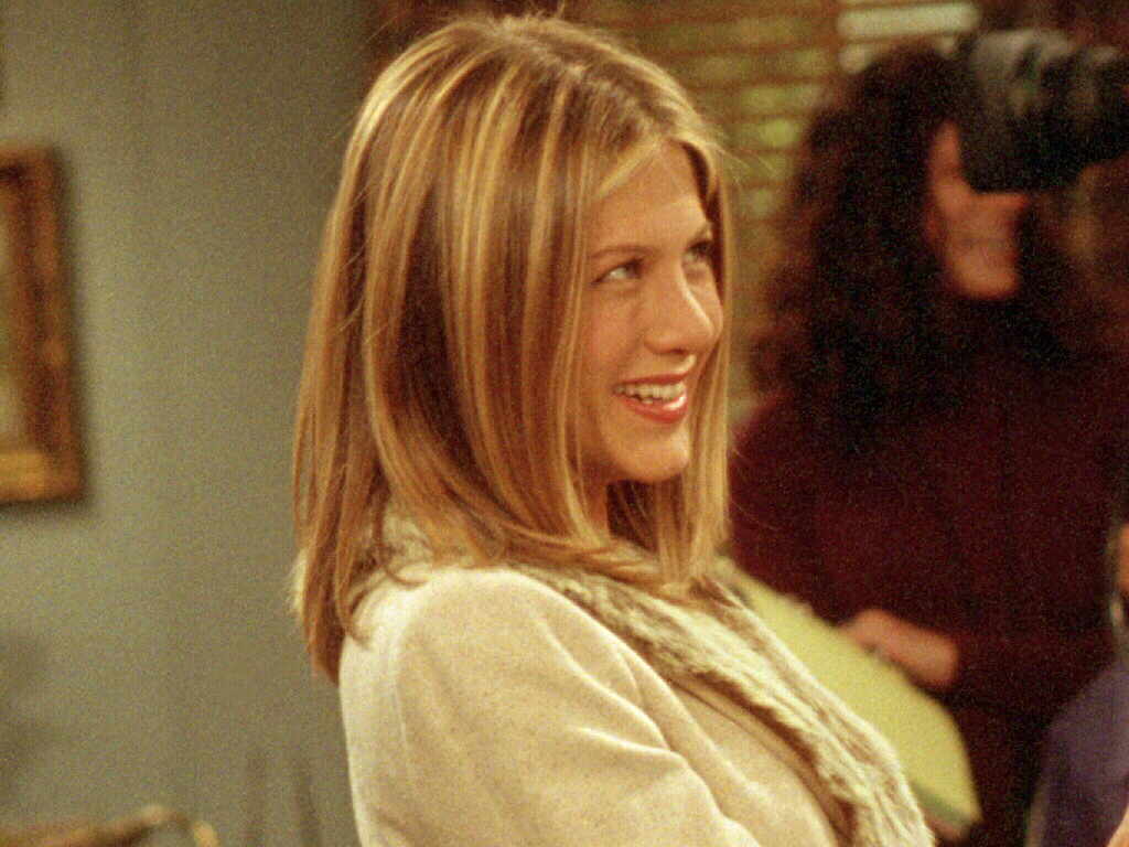 rachel green Everybody loves friends and there's no denying that jennifer aniston's character  rachel green was an absolute boss incredible hair, amazing.