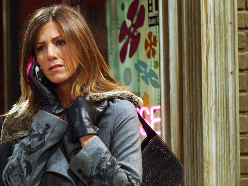 Rachel Green fondo de pantalla possibly containing an outerwear, a box coat, and an overgarment called Rachel Green