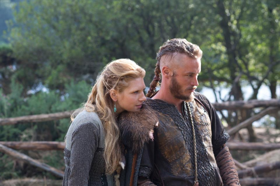 Ragnar Lagertha Bilder Ragnar Lagertha Hd Hintergrund And