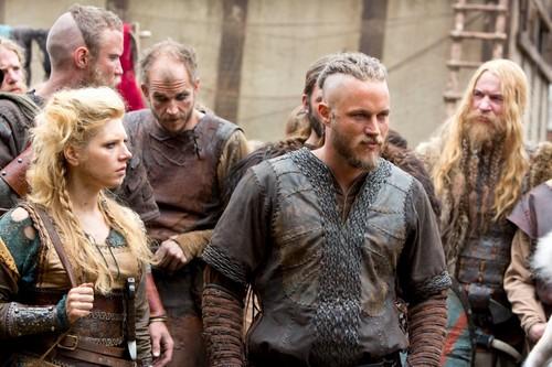 Ragnar & Lagertha