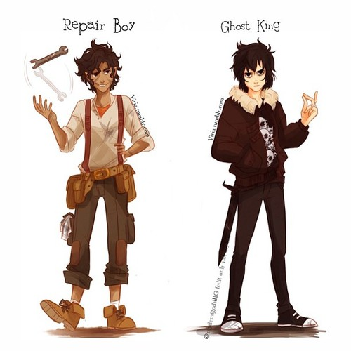 Repair Boy and the Ghost King
