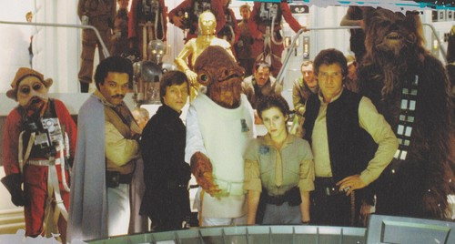Return of the Jedi Stills