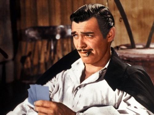 Rhett Butler(Clark Gable)
