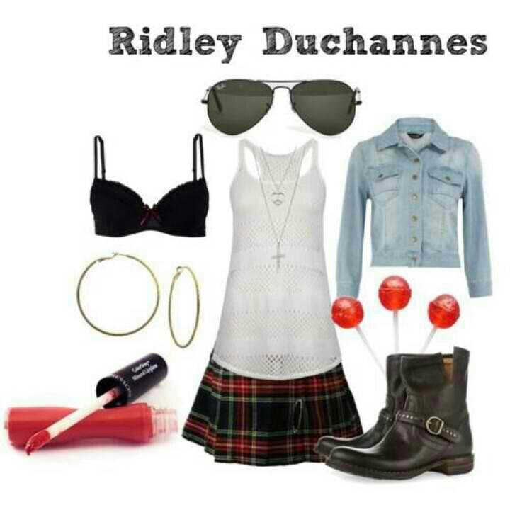Ridley Duchanne...