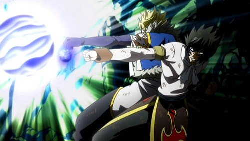 Rogue and Sting's Unison Raid