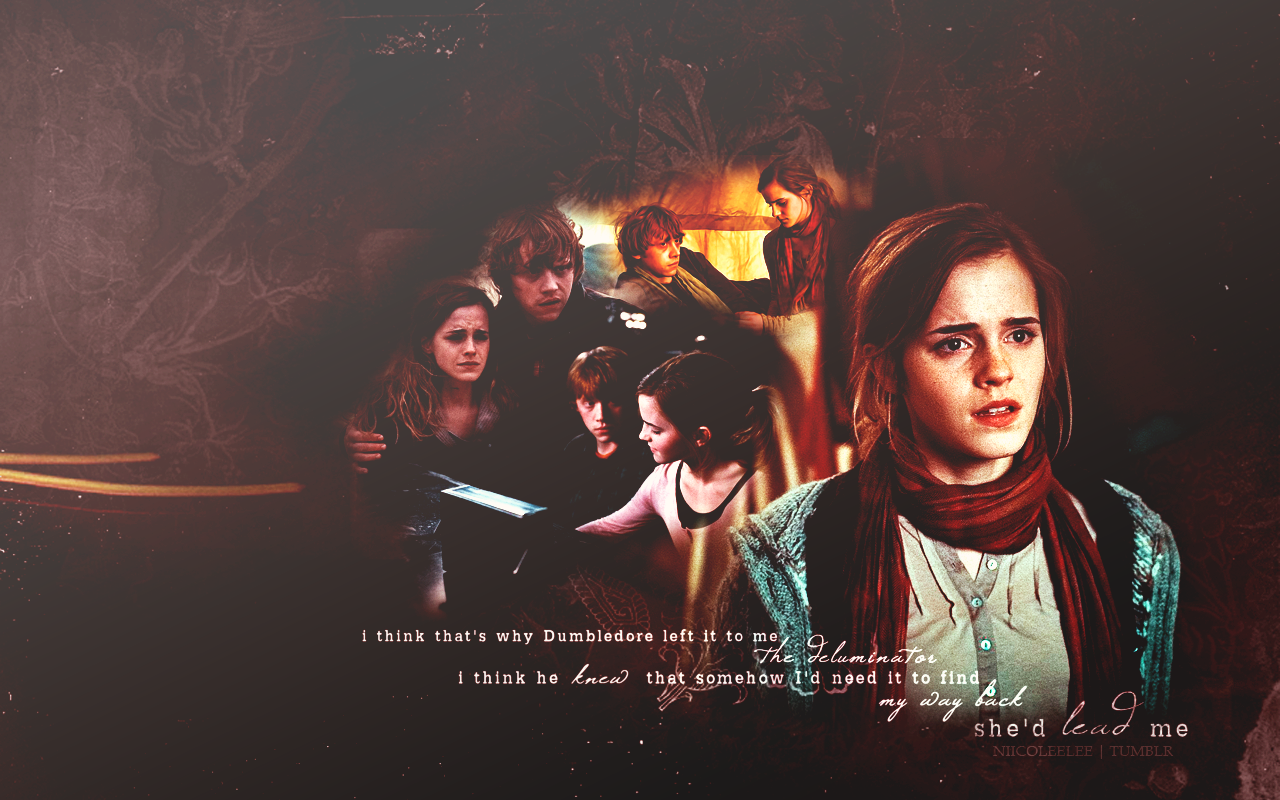 Most Inspiring Wallpaper Harry Potter Triangle - Ron-and-Hermione-harry-potter-love-triangle-34263857-1280-800  Gallery_648244.png