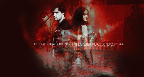 Rose & Dimitri fond d'écran