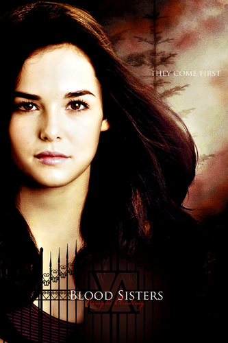 Rose Hathaway movie fanmade poster