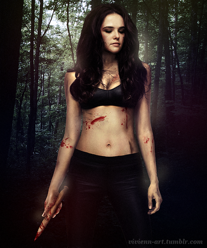 The Vampire Academy Blood Sisters fond d'écran entitled Rose Hathaway
