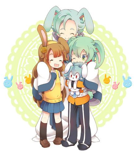 Rune family