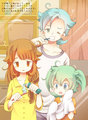 Rune family - inazuma-eleven photo