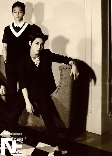 SHINee Taemin Magazine Photoshoot