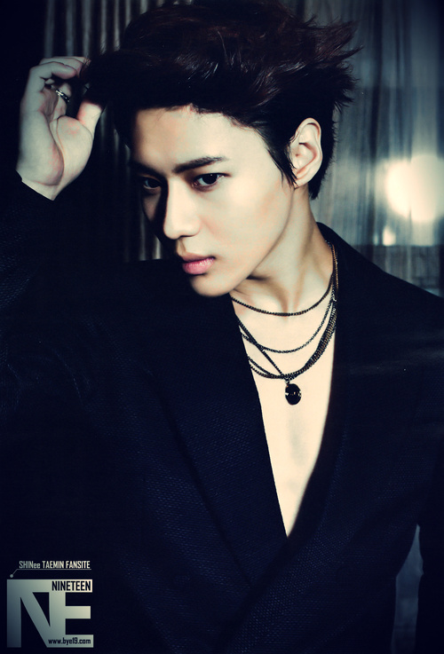 Shinee Taemin Photoshoot SHINee Taemin Magazine...