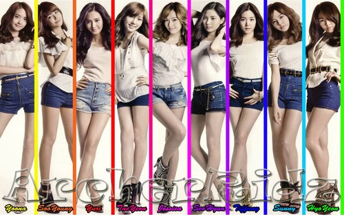 Girls Generation/SNSD wallpaper titled SNSD