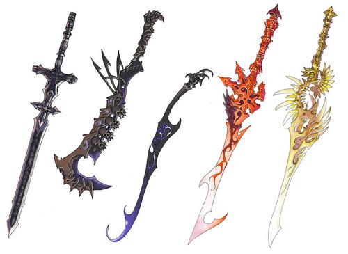 SWORDS!!!!!