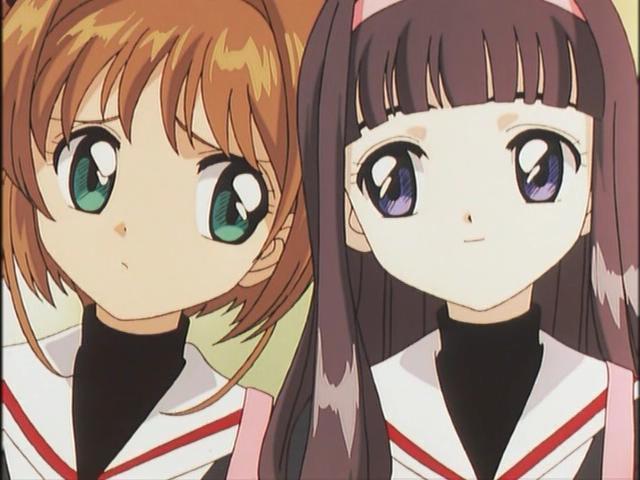 Anime Characters Named Sakura : Sakura tomoyo madison kawaii anime photo