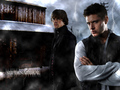 Sam and Dean - supernatural wallpaper