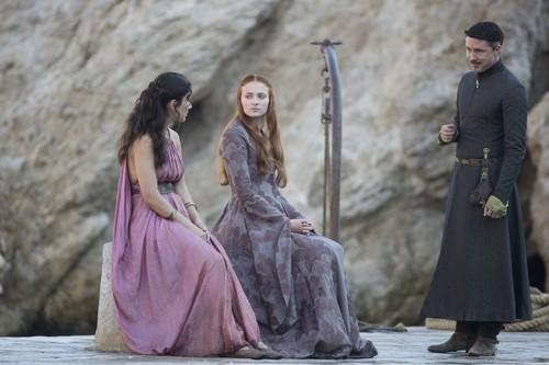 Sansa Stark, Shae & Petyr Baelish