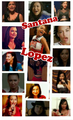 Santana Lopez - glee fan art