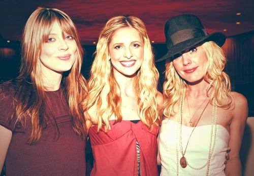 Sarah, Amber & Emma.