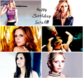 Sarah Michelle Gellar - sarah-michelle-gellar fan art