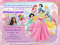Sarah's final bday invitation - classic-disney photo