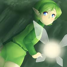 The Legend of Zelda wallpaper entitled Saria