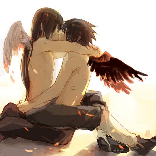 Sasuke and Itachi <3