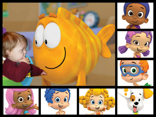 Scottie and the Bubble Guppies
