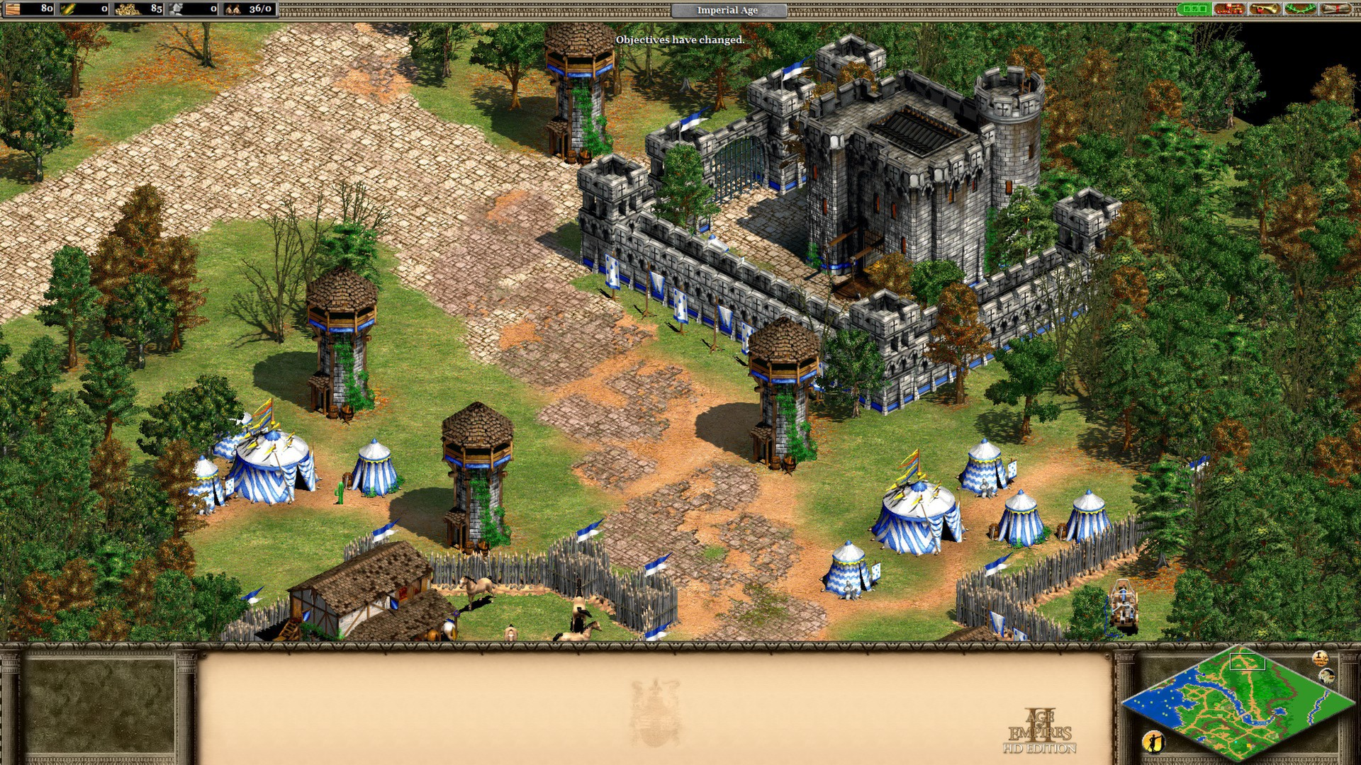 Age of Empires hình nền titled Screenshot for Age of Empires II HD Edition