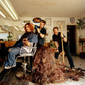 Seether at the hairdresser :D