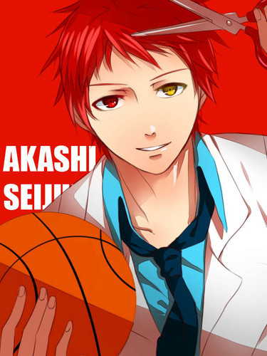 Seijuro Akashi XD