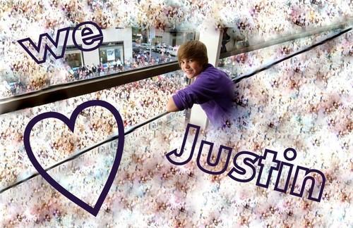 Selena Gomez AND Justin Bieber!