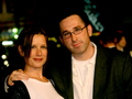 Shawnee Smith + Darren Lynn Bousman - shawnee-smith wallpaper
