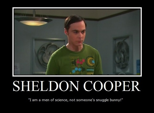 The Big Bang Theory wallpaper probably containing a portrait called Sheldon