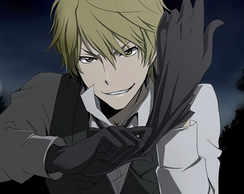 Heiwajima Shizuo fondo de pantalla with anime called Shizu-chan <3