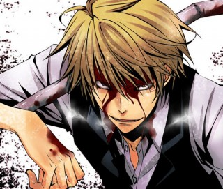 Heiwajima Shizuo wallpaper containing anime entitled Shizuo <3