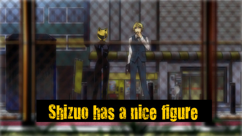 Heiwajima Shizuo वॉलपेपर possibly containing a penal institution and a holding cell called Shizuo <3