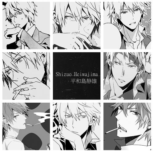 Shizuo <3