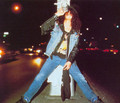 Slash - guns-n-roses photo