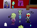 Slumber Party! - invader-zim-fancharacters photo