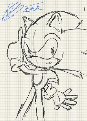 Sonic Scratch