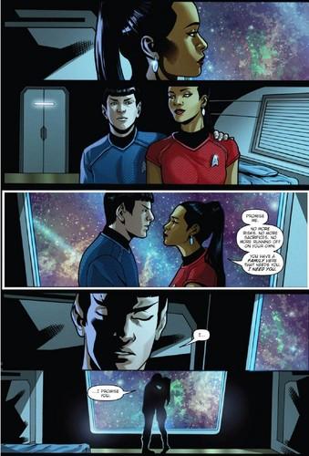 bintang Trek Countdown To Darkness #4