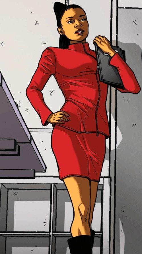星, つ星 Trek ongoing #18