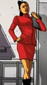 Star Trek ongoing #18 - zoe-saldana-as-uhura photo