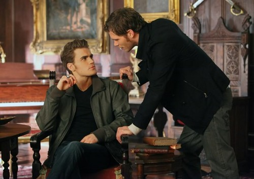 Stefan and Klaus 3x12 The Vampire Diaries