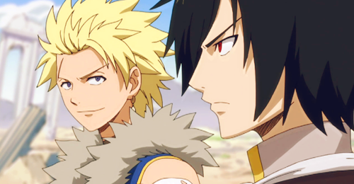 Sting Eucliffe and Rogue Cheney