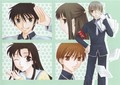 Student Council - fruits-basket photo